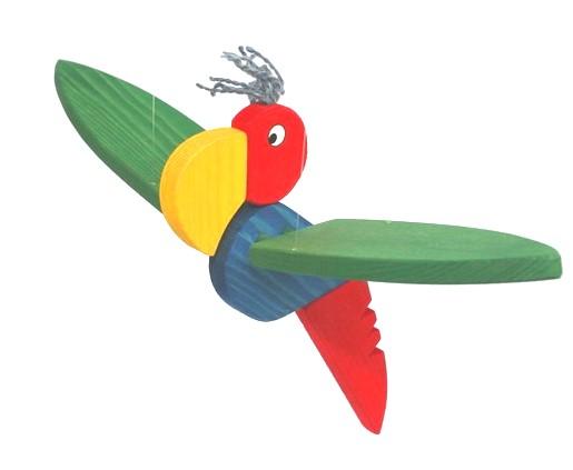 _vyrp11_450dreveny-letavec-papousek-maly